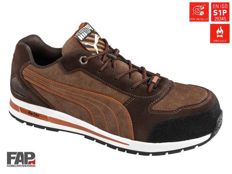 chaussure securite puma point p